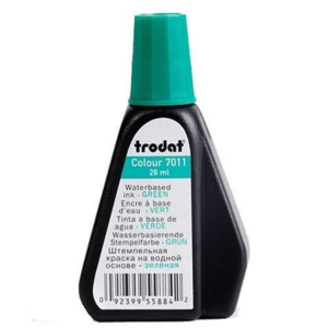 Trodat Ink 28ml Green